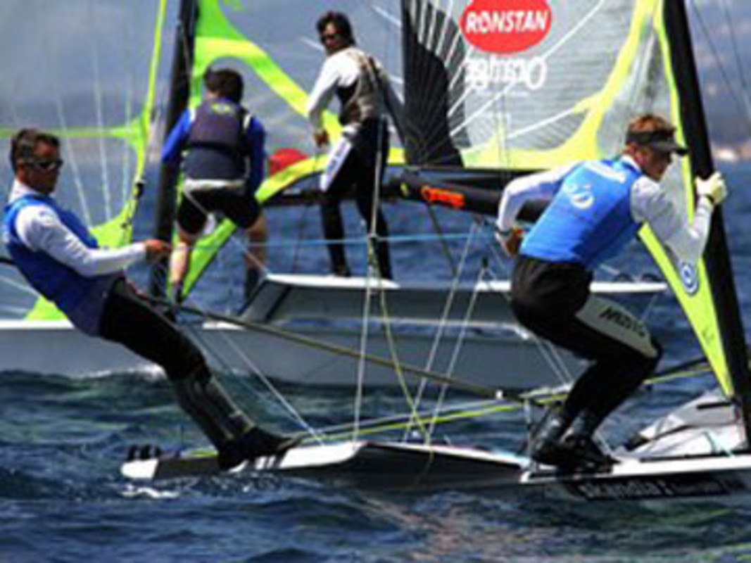 2010 ISAF Sailing World Cup Hyeres