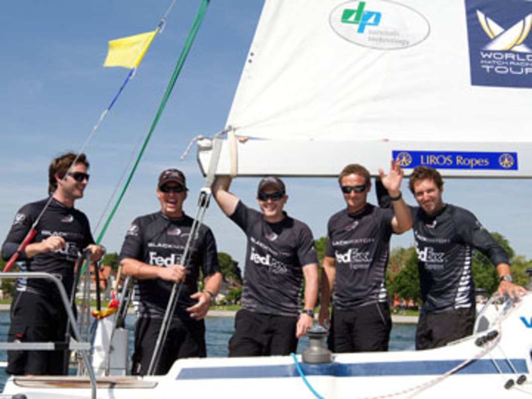 ISAF World Match Racing Tour - Match Race Germany
