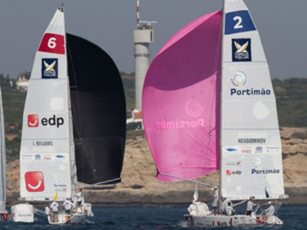 Day one at the Portimao Portugal Match Cup