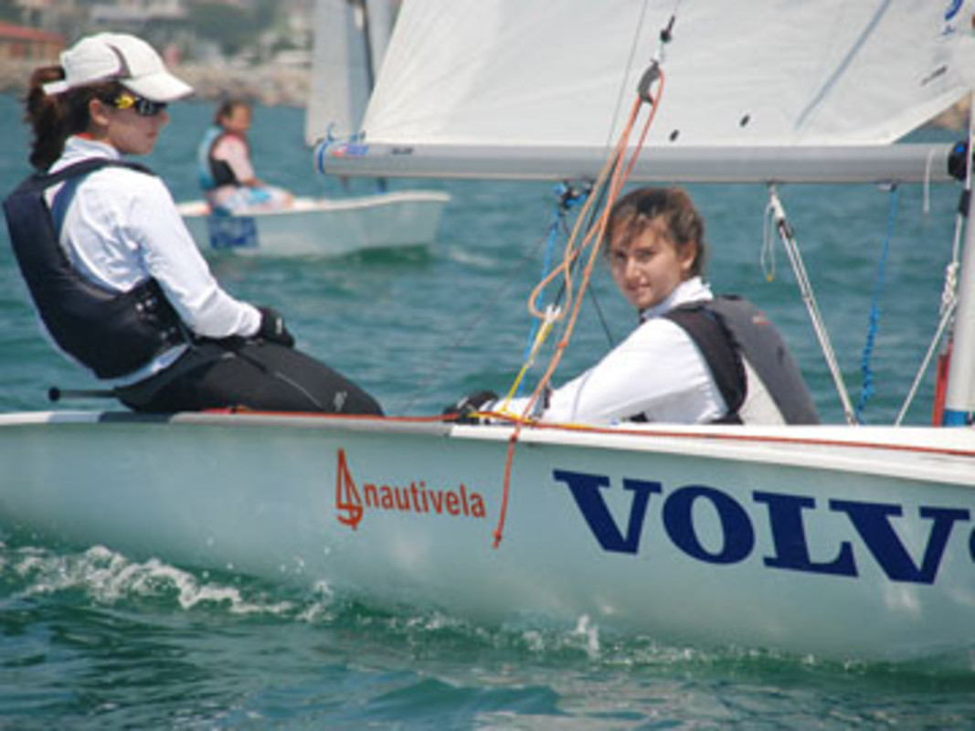 Volvo Youth Sailing ISAF World Championship