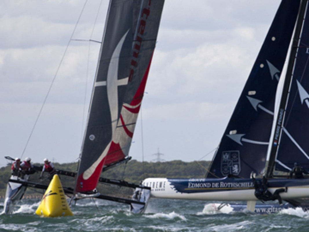 Artemis Racing And Groupe Edmond de Rothschild