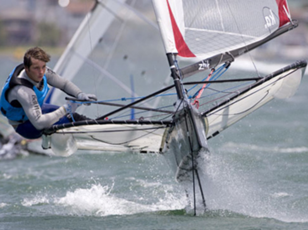 2011 Moth Worlds Action