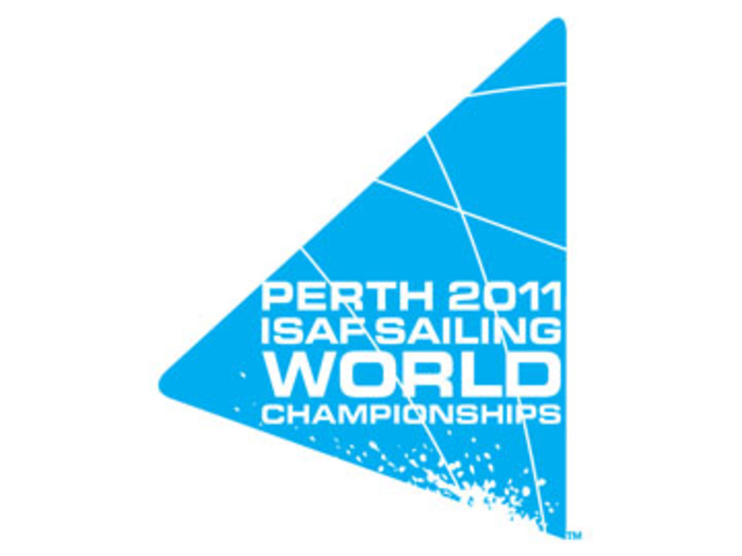 The Perth 2011 ISAF Sailing World Championships logo