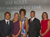 Anna Tunnicliffe, Iker Martinez And Xabier Fernandez Named 2011 ISAF Rolex World Sailors of the Year