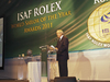 ISAF Rolex World Sailor of the Year Awards Night Highlights