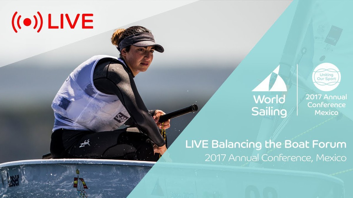Balancing the Boat Forum | World Sailing Annual Conference 2017