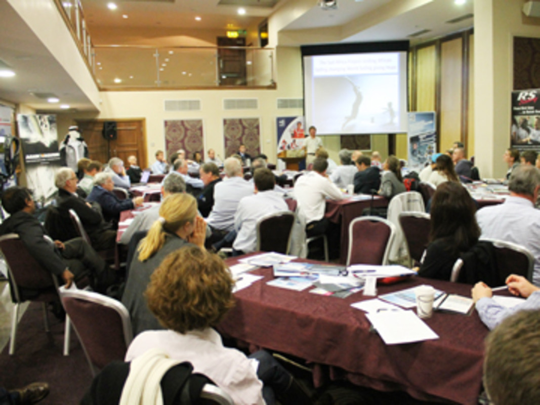 Delegates at the 2012 ISAF Annual Conference