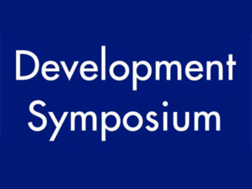2015 Development Symposium