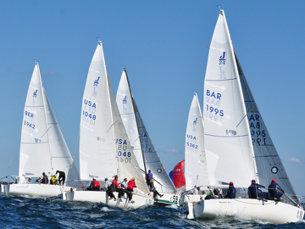 Glorious fourth day conditions for the fleet