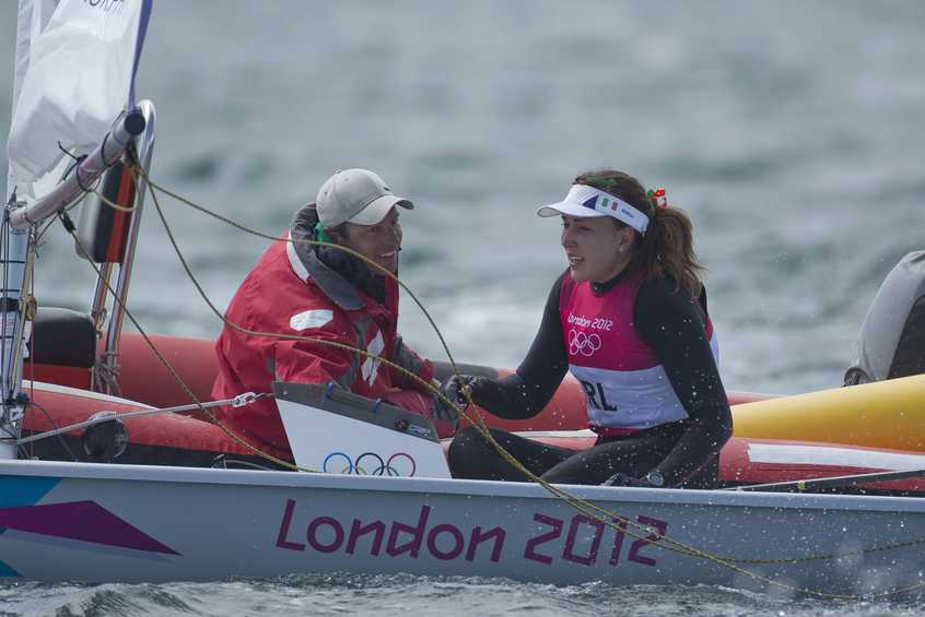 #ThrowbackThursday - London 2012, sudden death sailing
