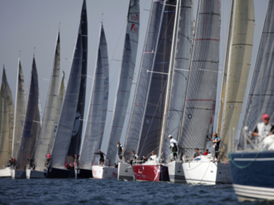 2012 ORCi World Championship Fleet