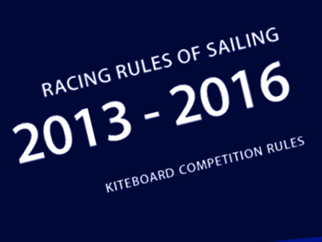 Kiteboard Competition Rules