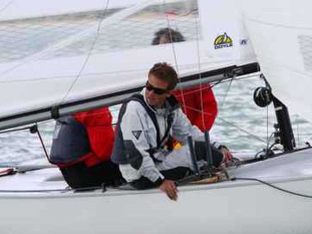 Soling Masters Action