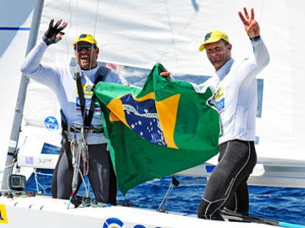 The Brazilians Make It Three Star Worlds In Total And Second In A row