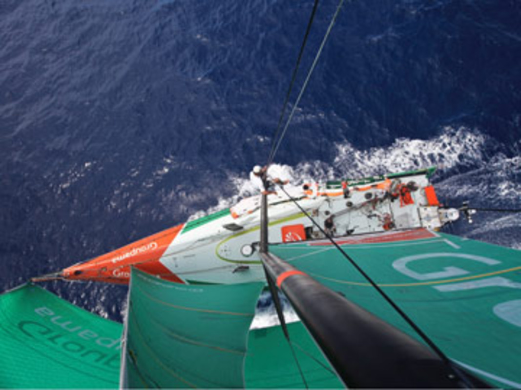 Groupama From Above