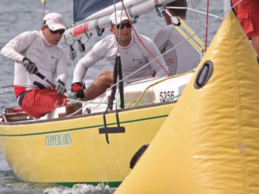 Berntsson will be looking to take a second title at the Argo Group Gold Cup in Bermuda this week