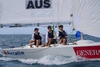 Twelve racers ready for the Youth Match Racing World Championship