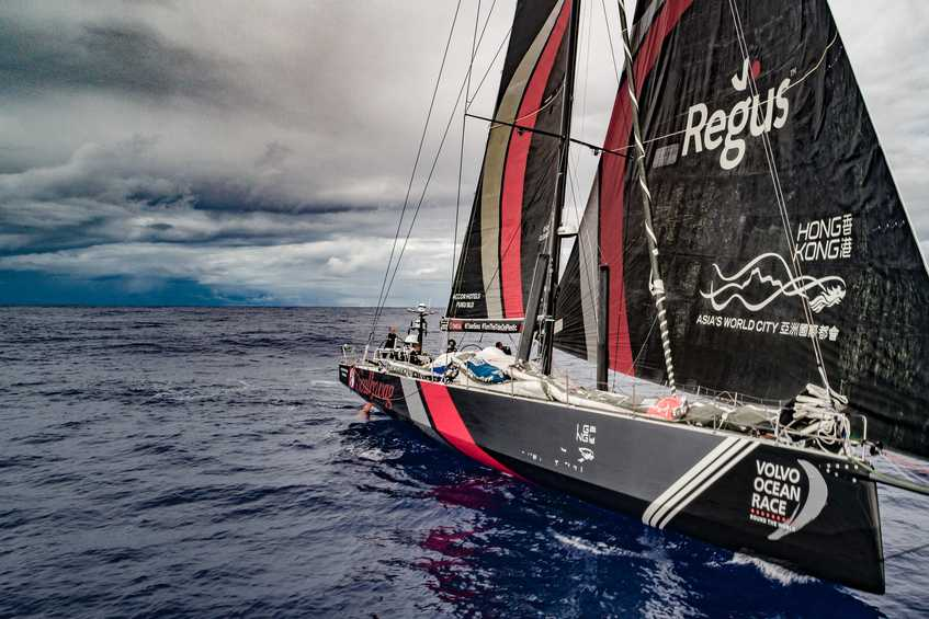 Placing bets at the 'Casino Doldrums' - Volvo Ocean Race