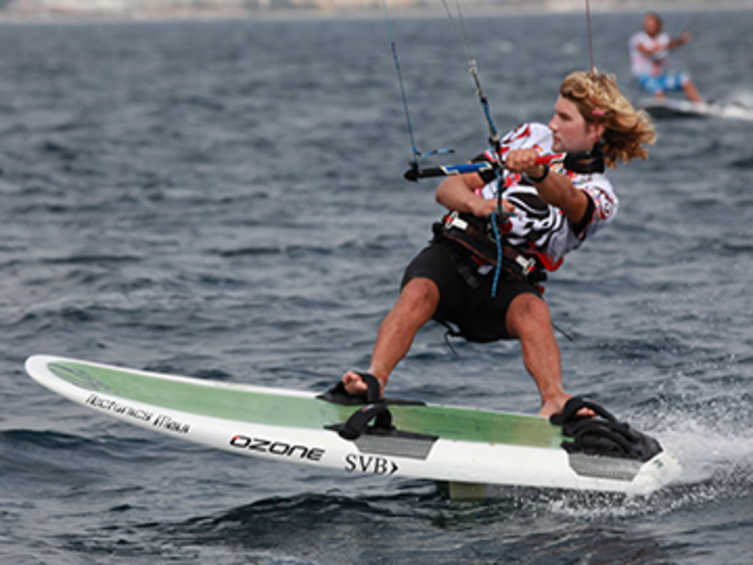 2013 ISAF Rolex World Sailor of the Year Nominee - Johnny Heineken (USA)