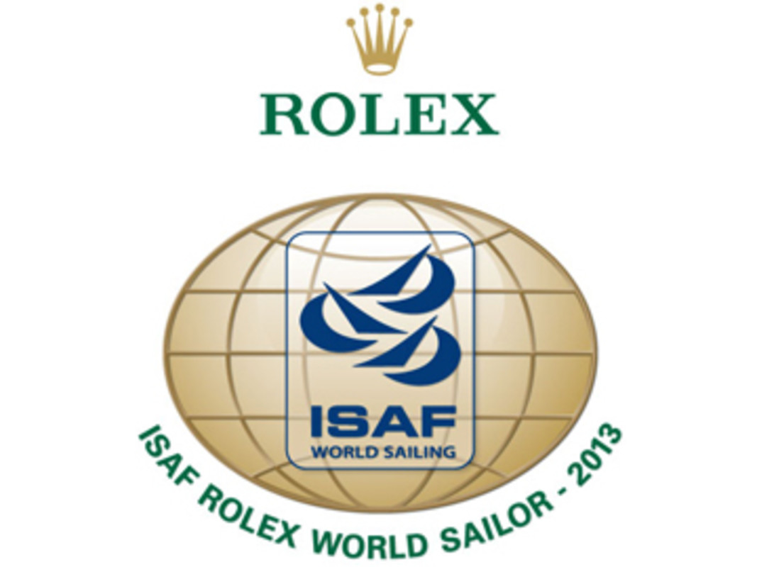 2013 ISAF Rolex World Sailor of the Year Awards