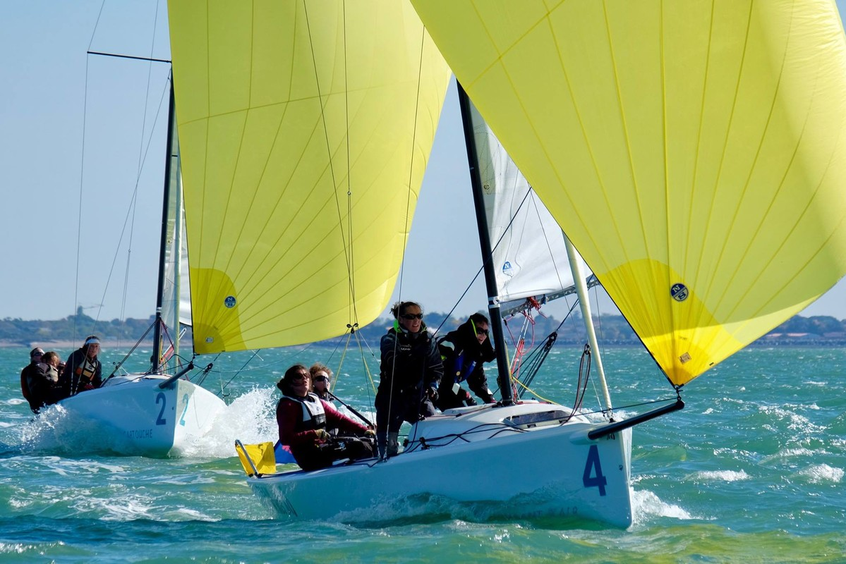 Championnat de France Feminin de Match Race