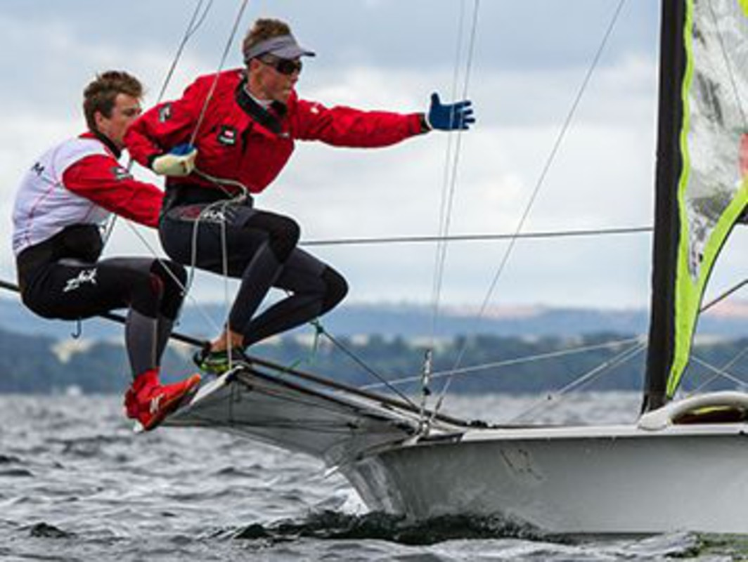 Danish teams going well on home waters