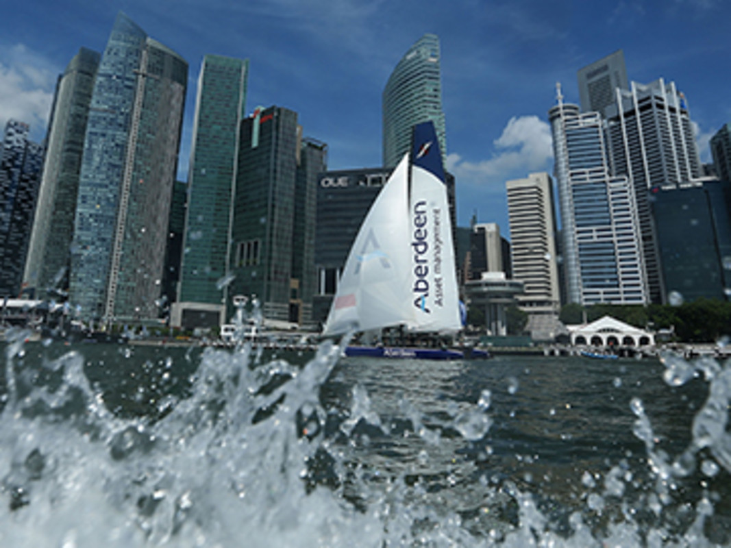 Local boat, Team Aberdeen Singapore will return for their second year on the circuit