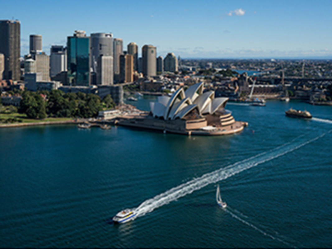 The Extreme 40 fleet will race on Sydney Harbour for the final Act of the 2014 Extreme Sailing Series in Australia
