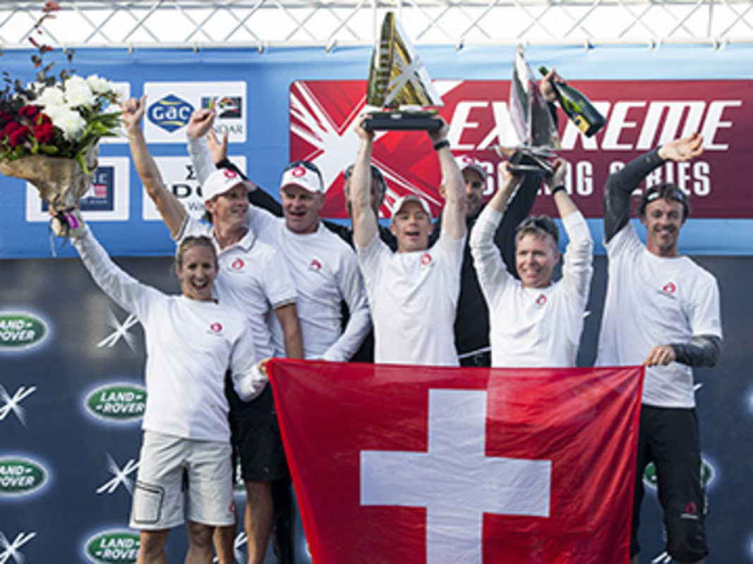 Alinghi Crowned 2014 Champions