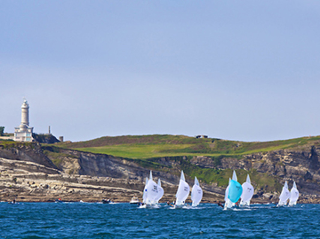 Santander, a wonderful playground for sailboat racing
