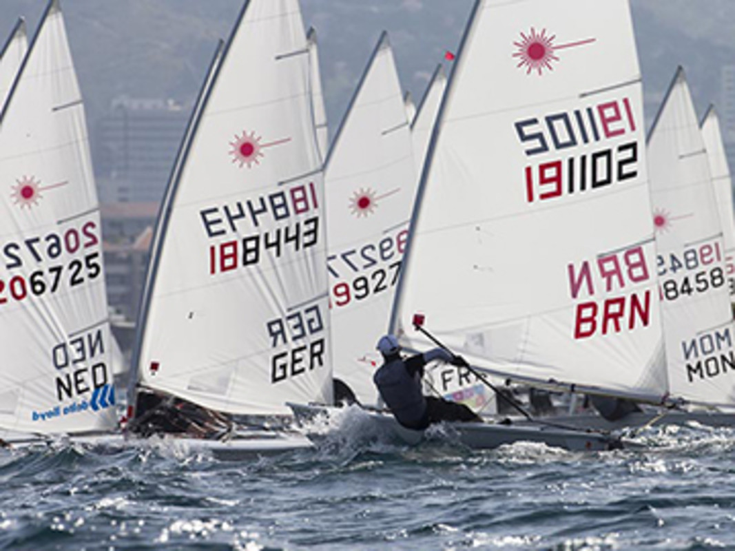 Racing in Marseille