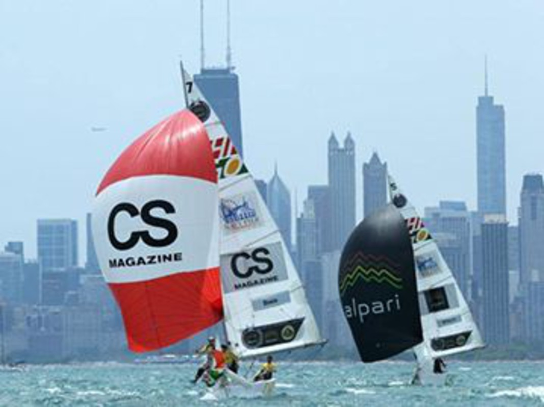 Kiwi team receives invitation to the only US stop on the Alpari World Match Racing Tour