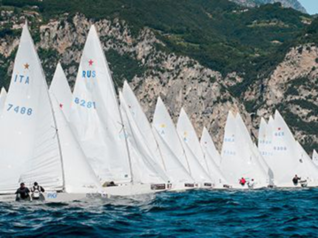 Gorgeous Garda provides stunning backdrop for 2014 Star Worlds
