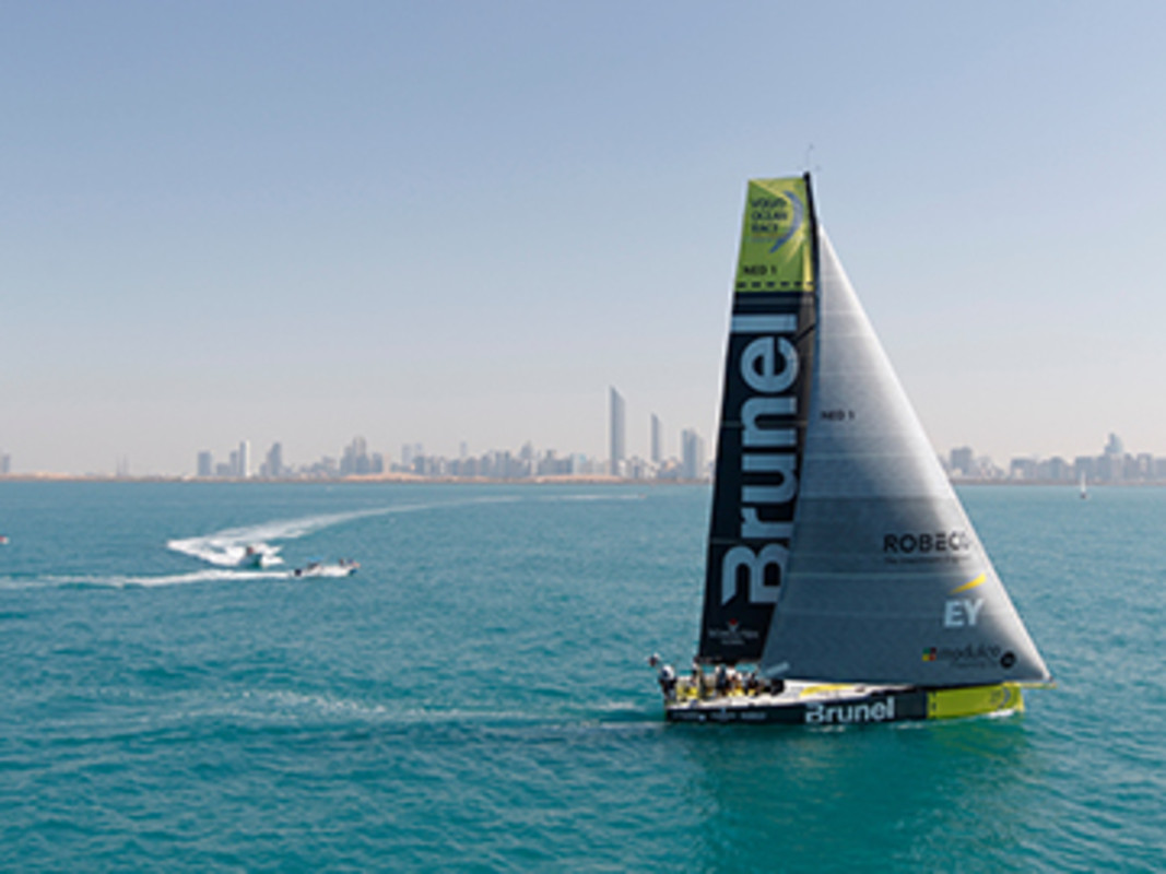 Brunel sail into Abu Dhabi as victors