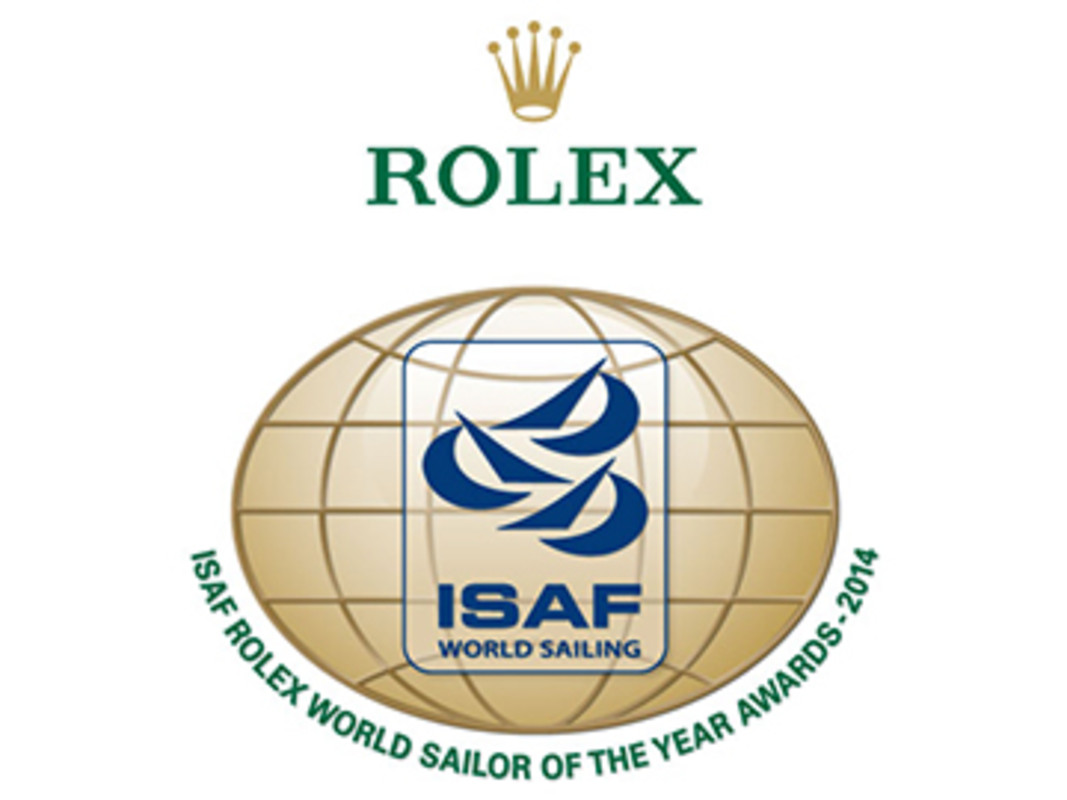 ISAF Rolex World Sailor of the Year Logo