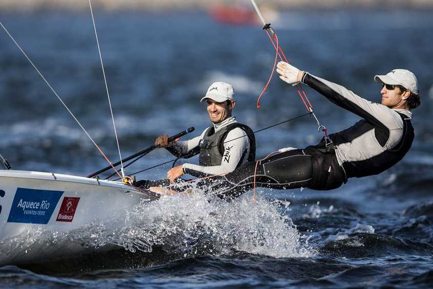 Sailing's no football, forget about extra-time