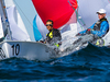 Olympic Champions Take Over The Race Track On Day 4 At The 470 Europeans