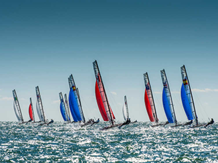 World Sailing Rankings - 1 February 2016