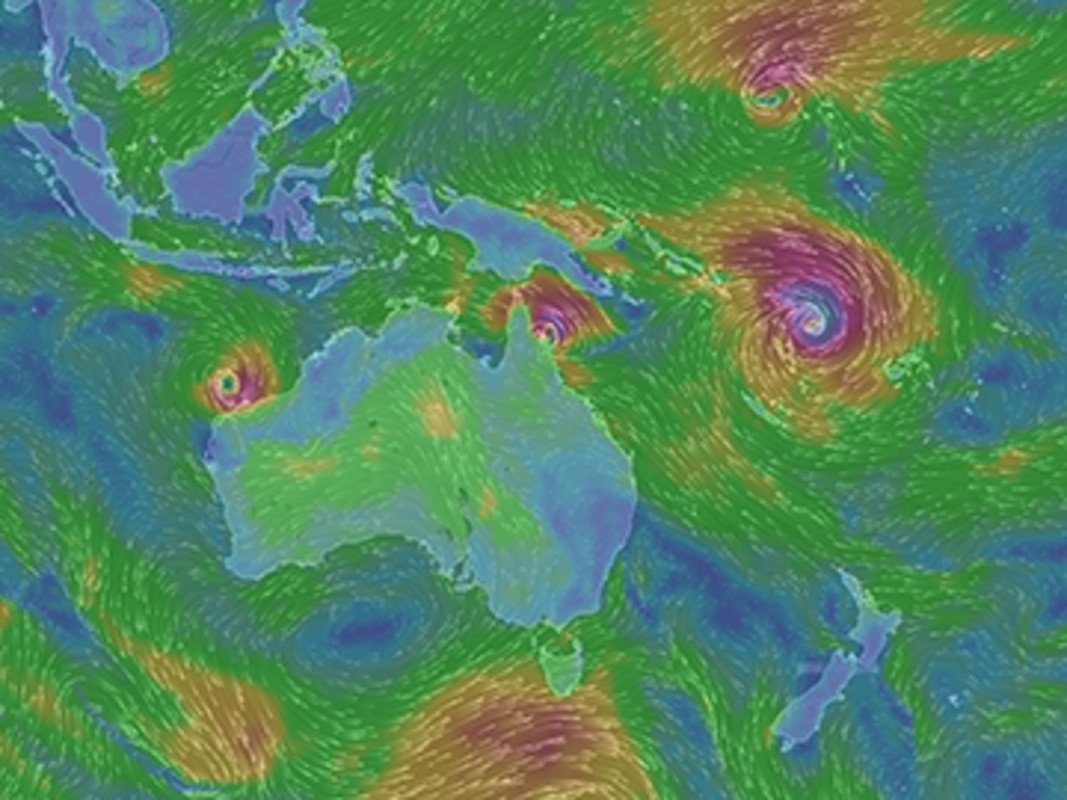 Supercyclone Pam