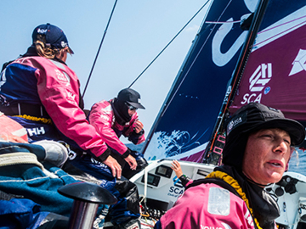 On-board with Team SCA
