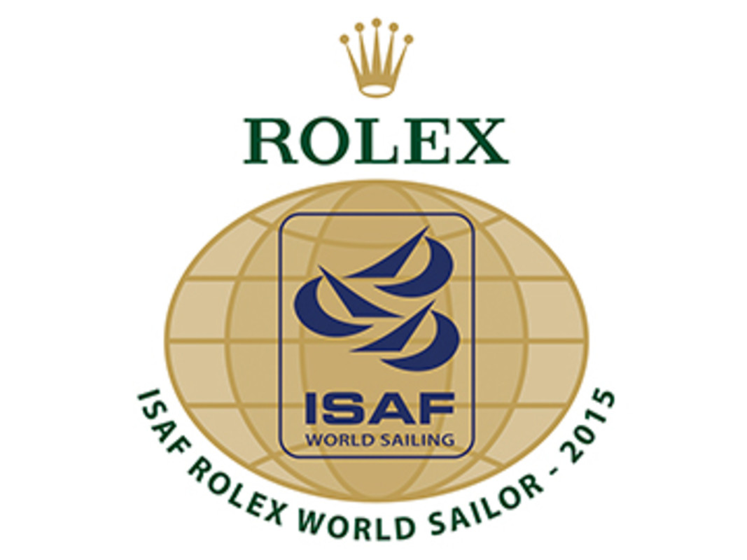 World Sailor of the Year logo