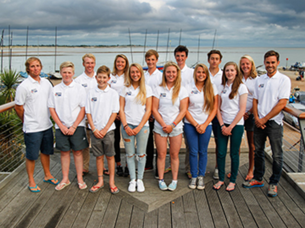 2015 Youth Worlds Great Britain Team
