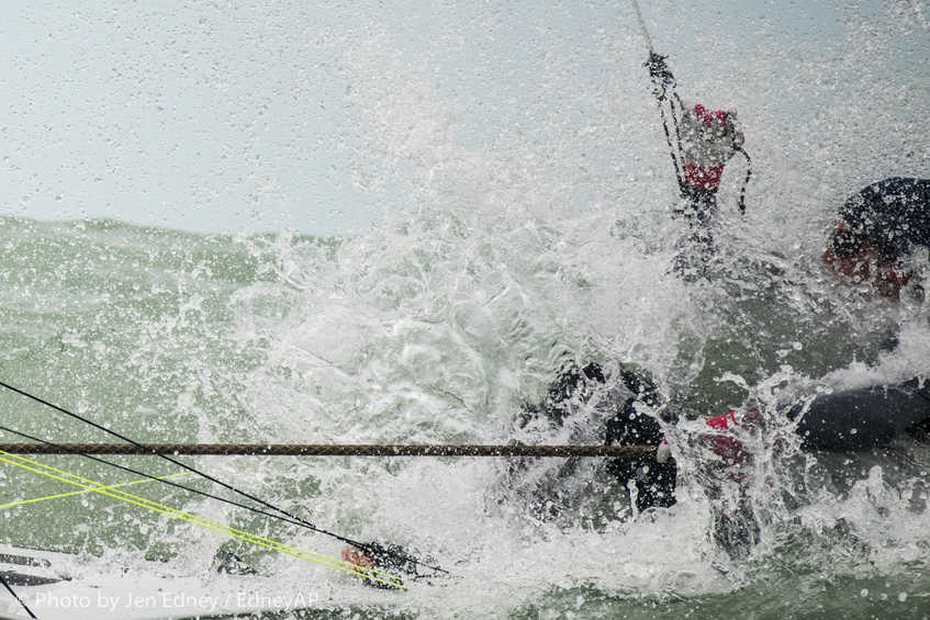 Clearwater ready for 49er, 49erFX and Nacra 17 Worlds