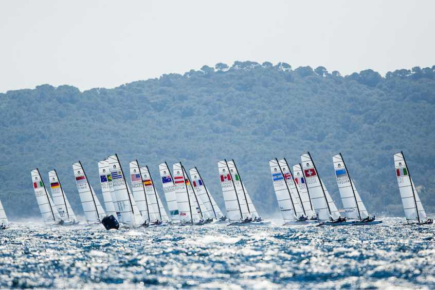 World Sailing first International Federation to be awarded sustainability standard