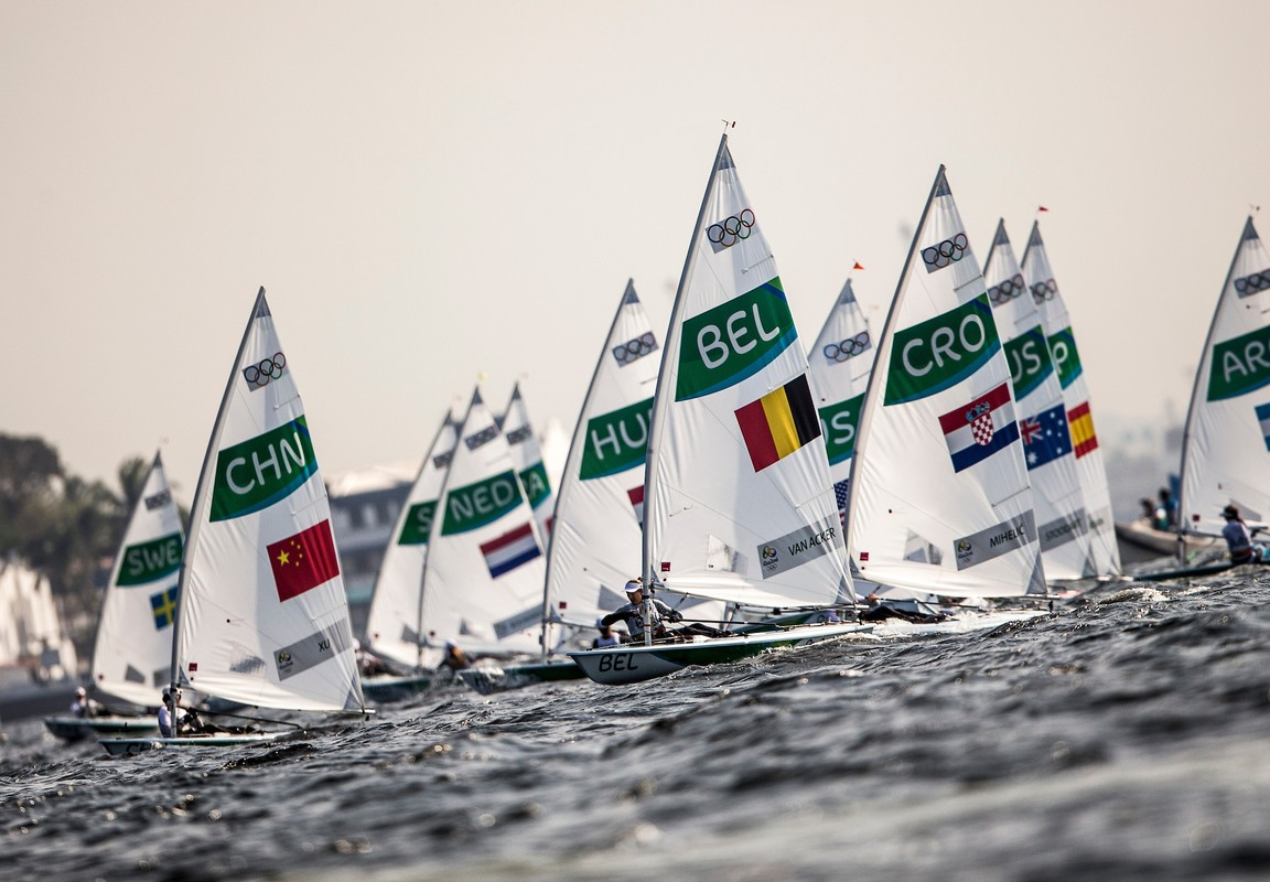 World Sailing confirms International Olympic Committee financial support