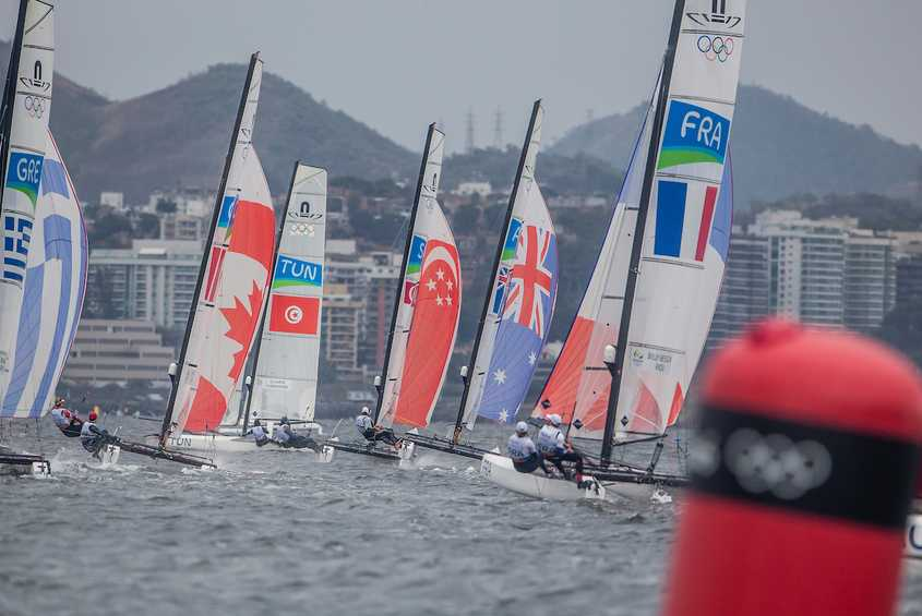 Rio Sailing Round Up - Day #3