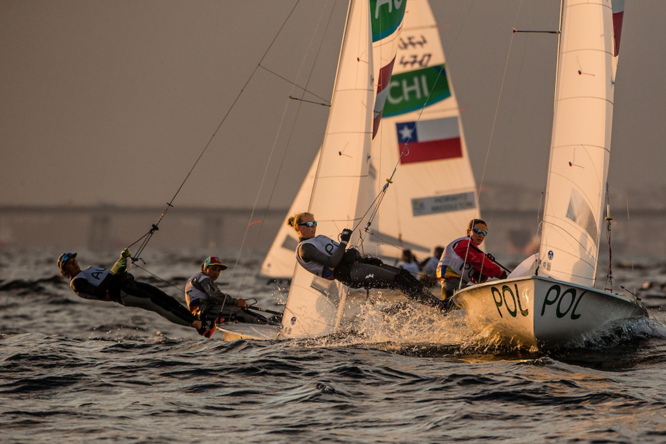 Preparation is everything in Olympic sailing