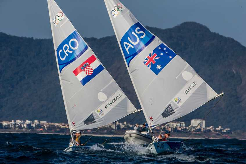 Croatia chasing its first sailing gold + How to follow race day #8