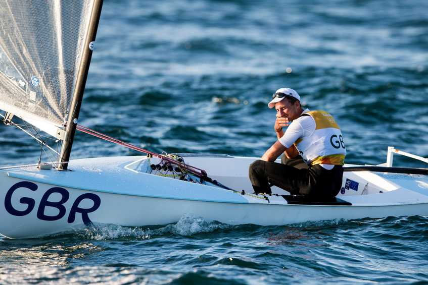 Meet the Rolex WSOY 2016 nominees - Giles Scott