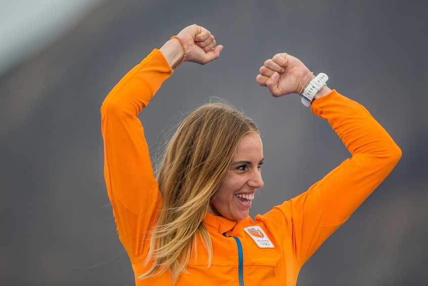 Meet the Rolex WSOY 2016 nominees - Marit Bouwmeester
